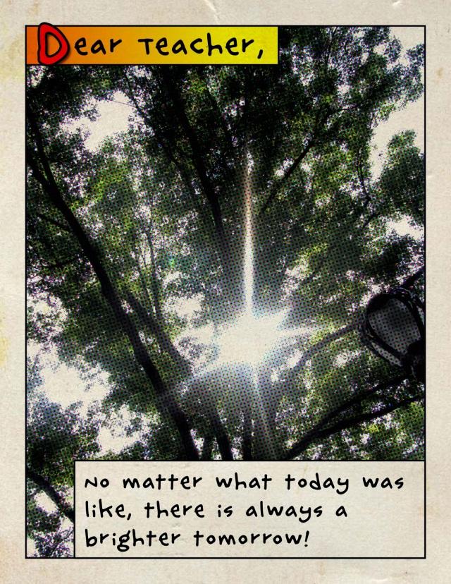 Always a Brighter Tomorrow