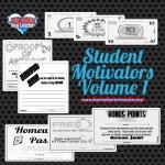 Student Motivators 1 Cover Picture