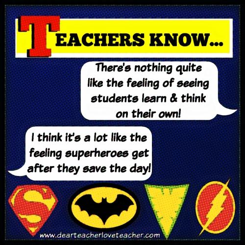 Superhero Feeling